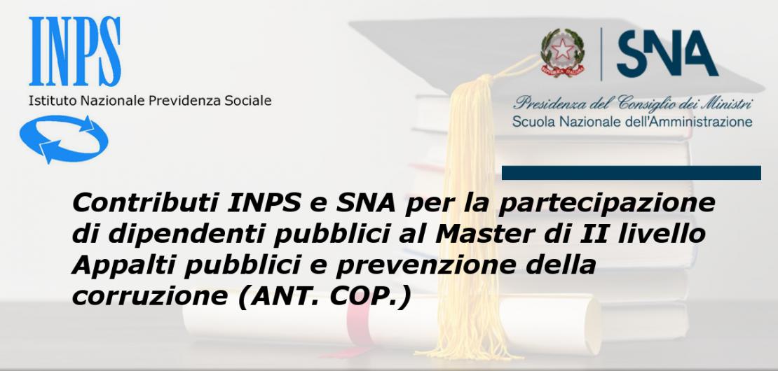 Contributi INPS e SNA